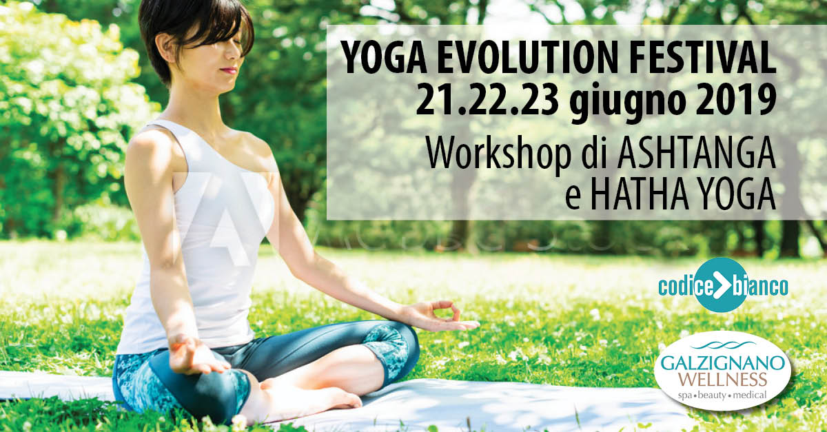 YOGA EVOLUTION FESTIVAL